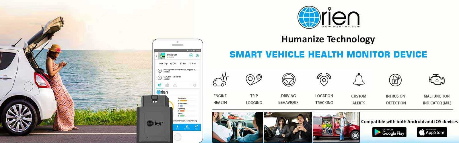Car Health Monitor Device